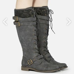 Just Fab Delphinia boots